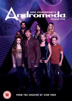 Andromeda - Season Five (DVD)