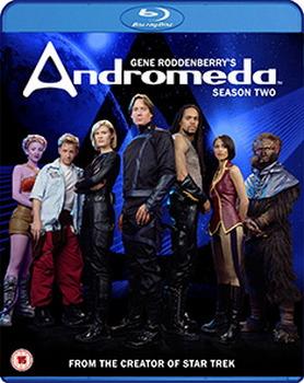 Andromeda - Season 2 (BLU-RAY)