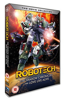 Robotech - The Shadow Chronicles & Love Live Alive (DVD)