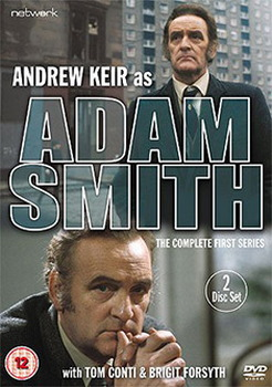 Adam Smith: The Complete Series 1 (1972) (DVD)
