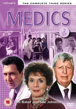 Medics: The Complete Third Series (1993) (DVD)