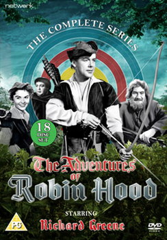Adventures Of Robin Hood - The Complete Series (DVD)