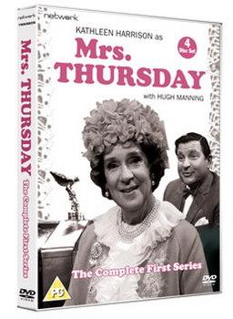Mrs Thursday: The Complete Series 1 (1966) (DVD)