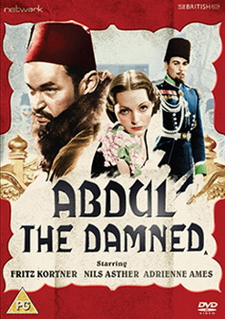 Abdul The Damned (1935) (DVD)