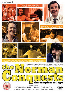 The Norman Conquests - The Complete Series (DVD)