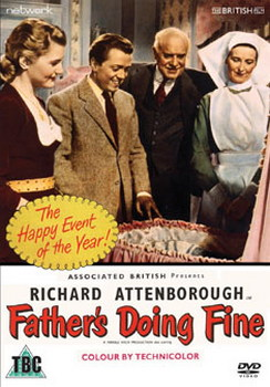 Father'S Doing Fine (1952) (DVD)