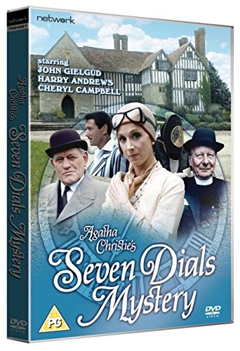 Agatha Christie'S The Seven Dials Mystery (DVD)