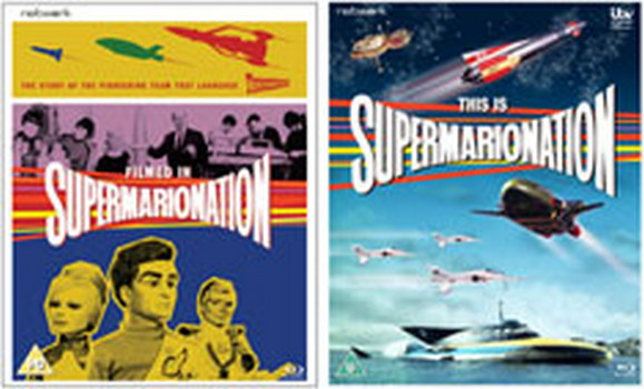 Filmed in Supermarionation/This Is Supermarionation (Blu-ray)