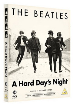 A Hard Days Night - 50Th Anniversary Restoration (BLU-RAY)