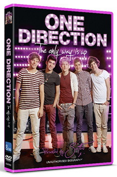 One Direction - The Only Way Is Up (DVD)