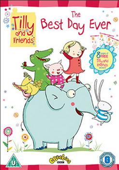 Tilly And Friends Volume 1 (Cbeebies) (DVD)