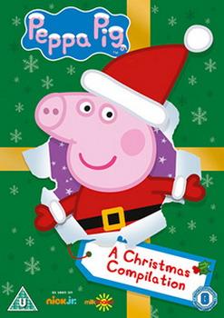 Peppa Pig: A Christmas Collection (DVD)