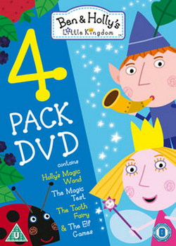 Ben And Holly'S Little Kingdom: The Magic Collection (Single Amaray) (DVD)