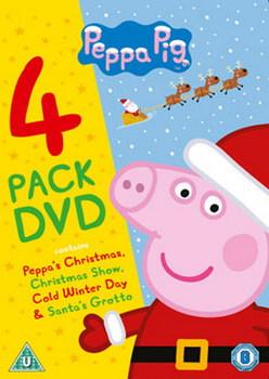 Peppa Pig: The Christmas Collection (Box Set) (DVD)