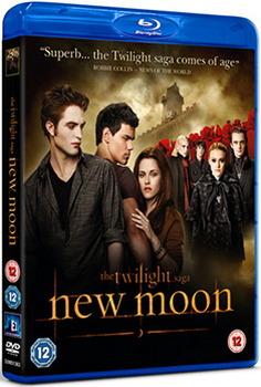 The Twilight Saga - New Moon (Blu-Ray)