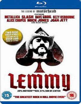 Lemmy (Blu-ray)