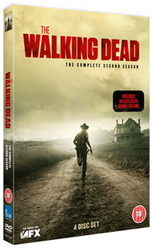 The Walking Dead - Season 2 (DVD)
