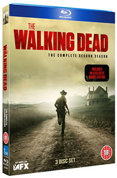 The Walking Dead - Season 2 (Blu-ray)
