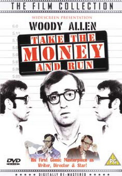 Take The Money And Run. (DVD)