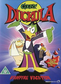Count Duckula - Vampire Vacation (DVD)
