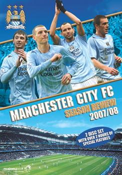 Man City End Of Season Review 2007/2008 (DVD)