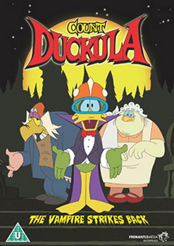 Count Duckula - The Vampire Strikes Back (DVD)