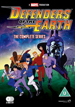 Defenders Of The Earth Complete (DVD)