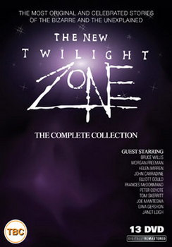 The New Twilight Zone: Complete 80'S Box Set (DVD)