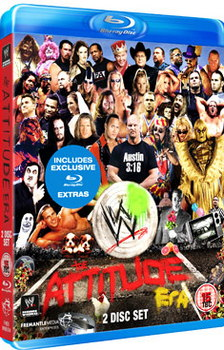 Wwe The Attitude Era (BLU-RAY)