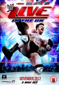 Wwe Live In The Uk - November 2012 (DVD)
