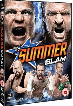 Wwe - Summerslam 2012 (DVD)