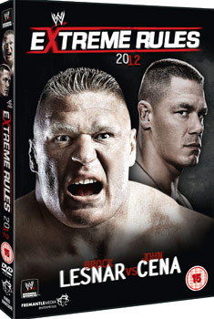 Wwe - Extreme Rules 2012 (DVD)