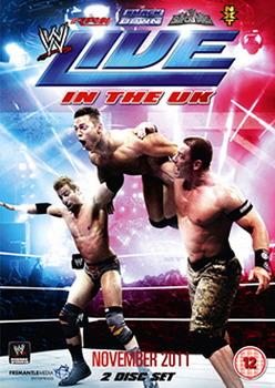 Wwe - Live In The Uk November 2011 (DVD)