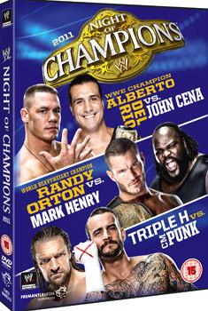 Wwe - Night Of Champions 2011 (DVD)