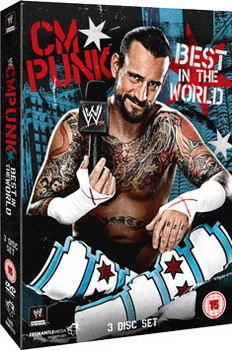 Wwe - Cm Punk - Best In The World (DVD)