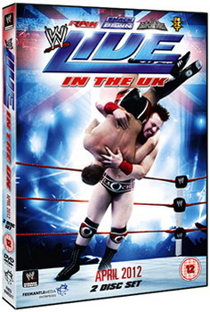 Wwe - Live In The Uk - April 2012 (DVD)