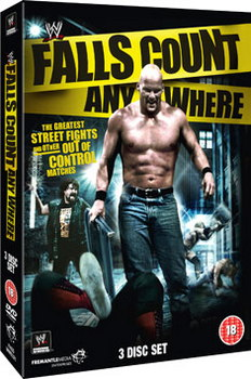 Wwe - Falls Count Anywhere - The Greatest Street Fights... (DVD)
