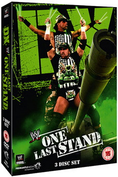 Wwe - Dx - One Last Stand (DVD)