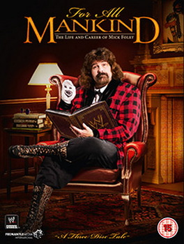 Wwe - For All Mankind: The Life & Career Of Mick Foley (DVD)