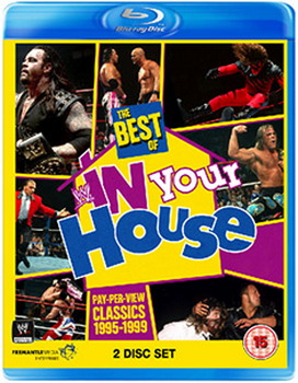 WWE - The Best Of In Your House (Blu-Ray)