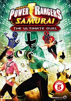 Power Rangers - Samurai - Vol.4 - The Ultimate Duel (DVD)