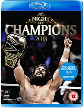 WWE: Night Of Champions 2013 (Blu-Ray)