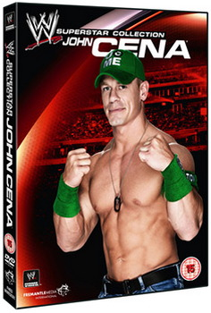 Wwe: Superstar Collection - John Cena (DVD)