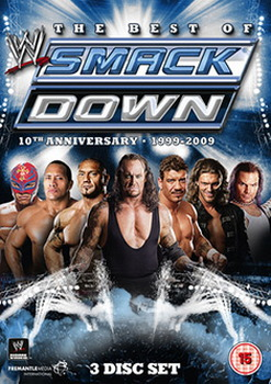 Wwe - Best Of Smackdown 10Th Anniversary 1999 - 2009 (DVD)
