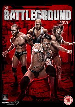 Wwe: Battleground 2013 (DVD)