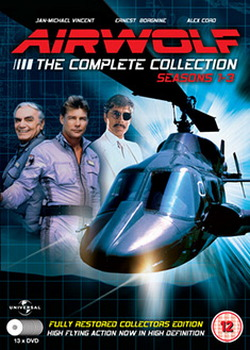 Airwolf - The Complete Collection:Seasons 1-3 (DVD)