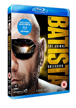 WWE: Batista - The Animal Unleashed [Blu-ray]