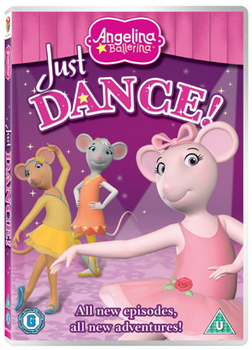 Angelina Ballerina - Just Dance! (DVD)
