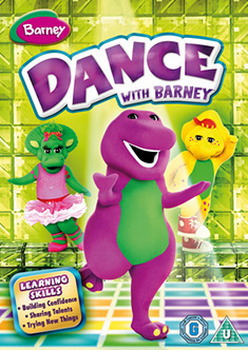 Barney - Dance With Barney (DVD)