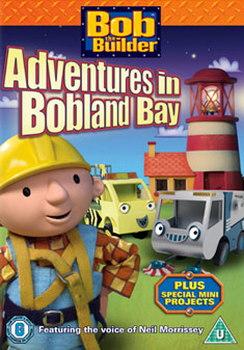 Bob The Builder - Adventures In Bobland Bay (DVD)